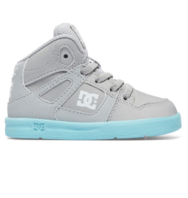 0 Toddler Rebound UL Mid Top Shoes  ADOS700026 DC Shoes