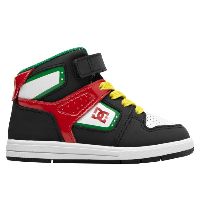 0 Destroyer High Se  ADTS100009 DC Shoes
