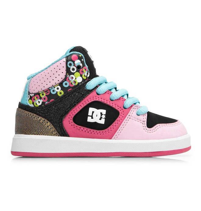 0 Toddler's Union High SE Shoes  ADTS100013 DC Shoes