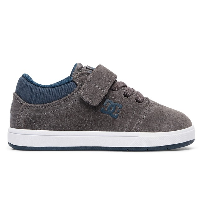 0 Toddler Crisis Shoes Grey ADTS100021 DC Shoes