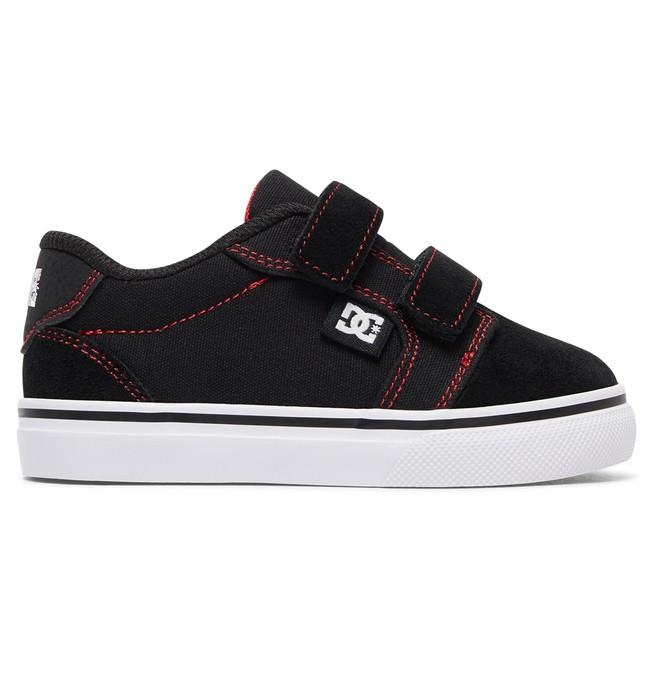 0 Toddler Anvil V Shoes Black ADTS300005 DC Shoes
