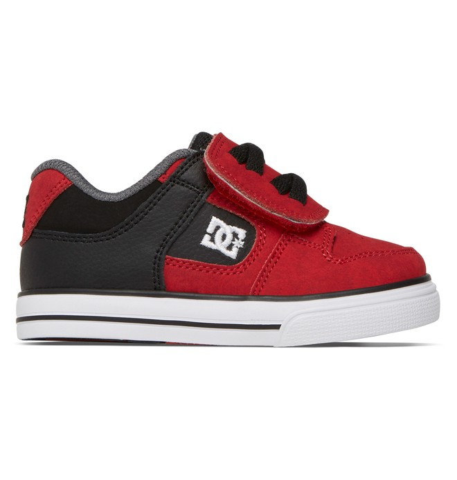 0 Toddler's Pure SE V Shoes  ADTS300007 DC Shoes