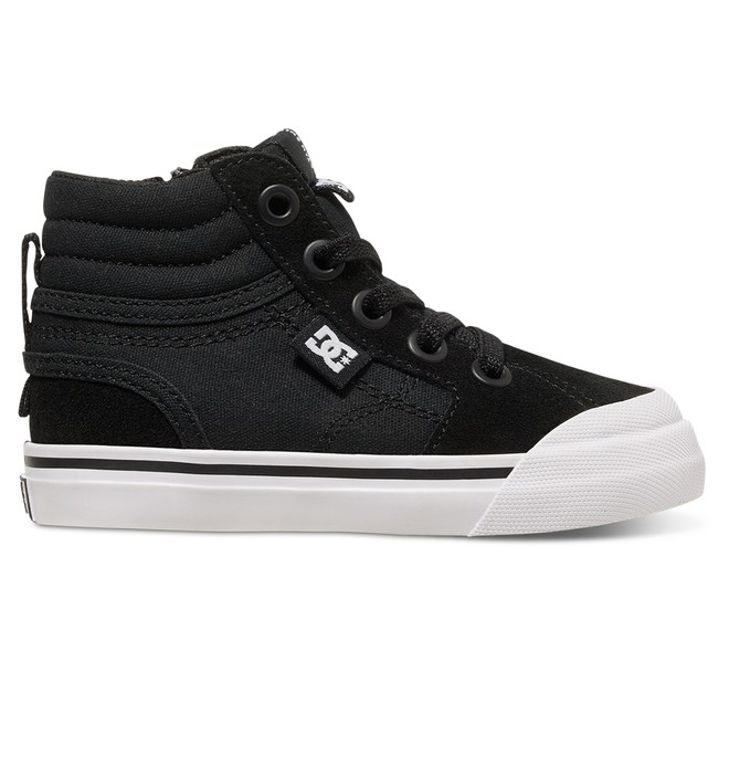 0 Toddler Evan Hi High Top Shoes  ADTS300023 DC Shoes