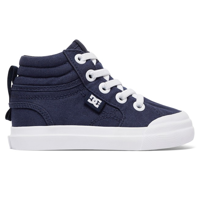 0 Girl's Evan HI TX High Top Shoes  ADTS300025 DC Shoes