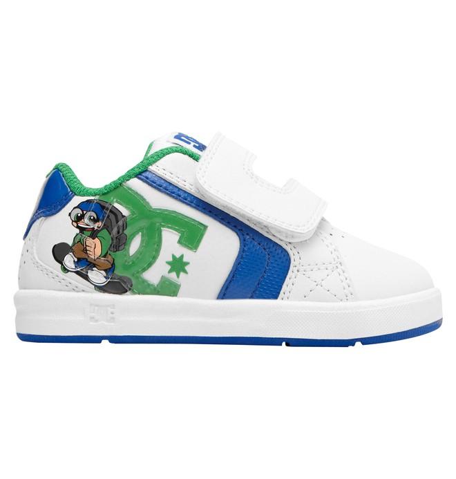 0 Toddler's Wild Grinders Net V UL Shoes  ADTS700015 DC Shoes