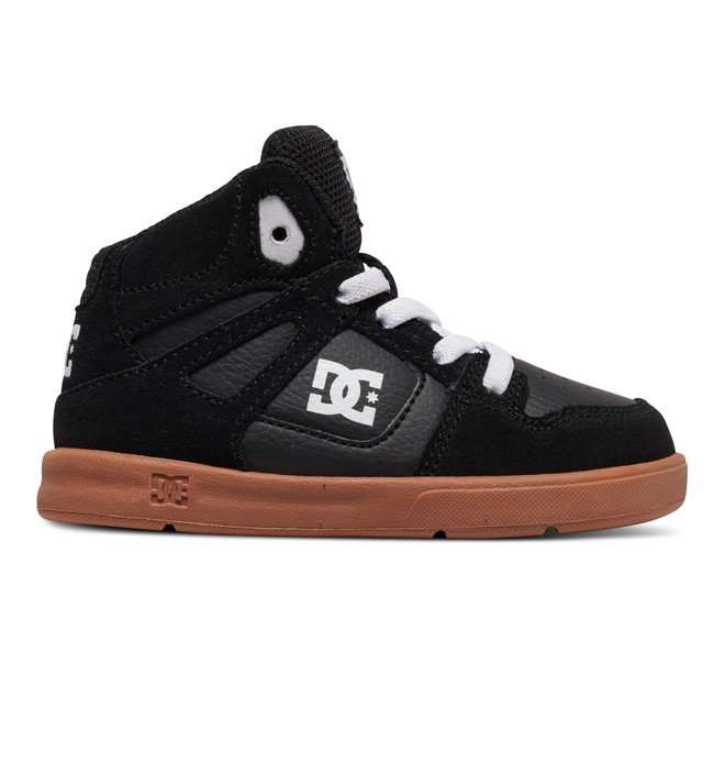 0 Rebound SE UL - Chaussures montantes  ADTS700021 DC Shoes