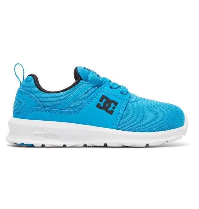 0 Heathrow - Chaussures pour Bébés Bleu ADTS700041 DC Shoes