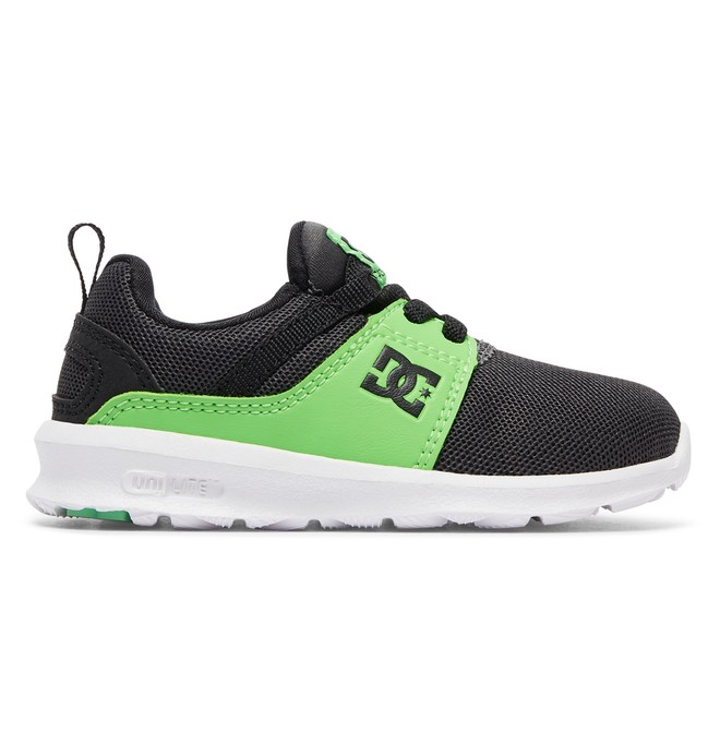 0 Heathrow - Scarpe Green ADTS700041 DC Shoes