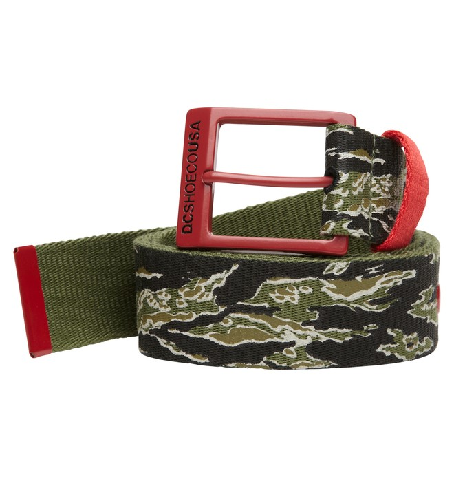 0 RD JUNGLE BELT  ADYAA00040 DC Shoes