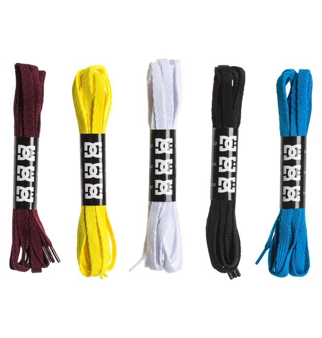 0 Box O Laces - 50 Lace Sets  ADYAA00090 DC Shoes