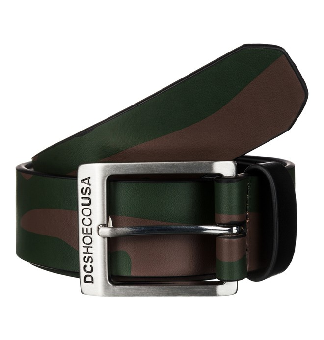 0 Camo Blam Belt  ADYAA03006 DC Shoes