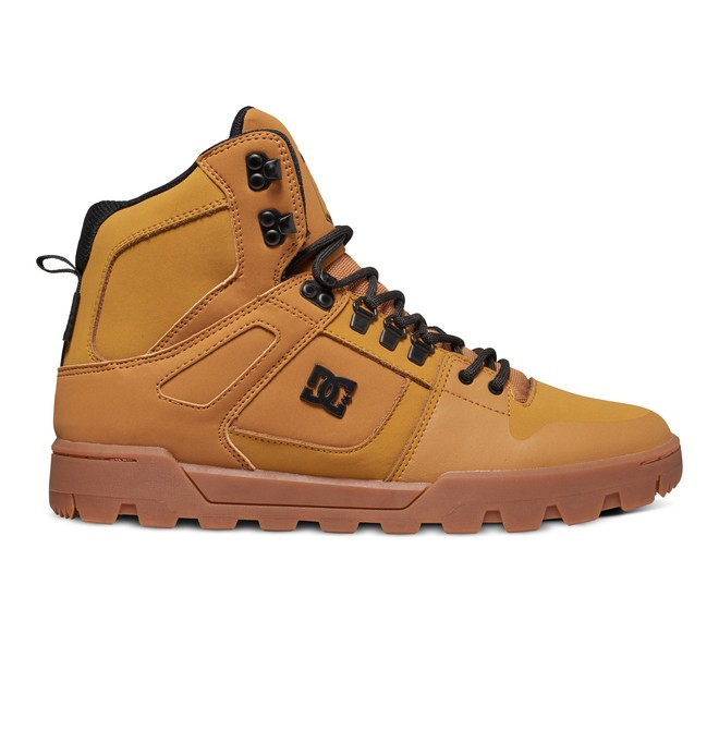 0 Men's Spartan High Boot Mountain Boots  ADYB100001 DC Shoes
