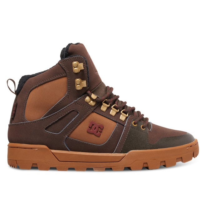 0 Pure High Boot - Boots pour Homme  ADYB100001 DC Shoes
