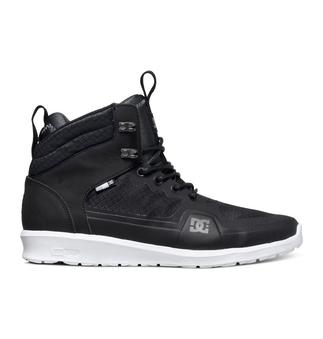 0 Men's Skelton Lace-Up Boots  ADYB700005 DC Shoes