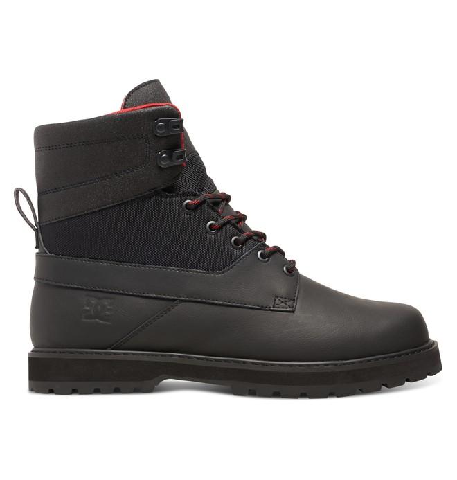 0 Uncas Lace Up Boots  ADYB700009 DC Shoes
