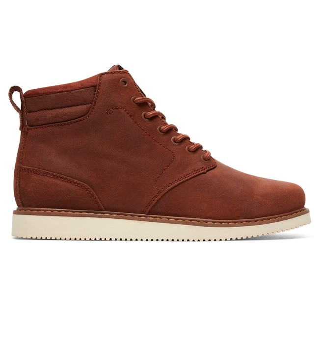 0 Men's Mason Winter Boots Brown ADYB700011 DC Shoes