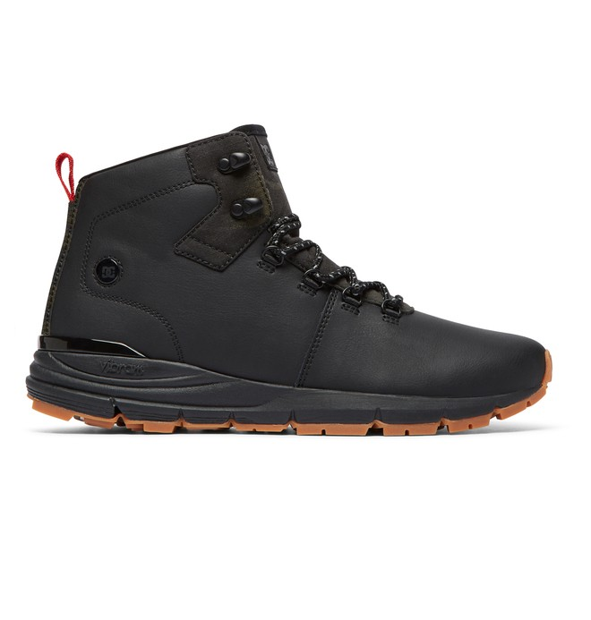 0 Men's Muirland Lace-Up Boots  ADYB700021 DC Shoes