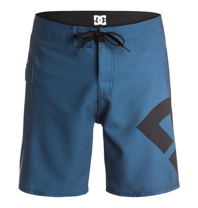 "0 Men's Lanai 18"" Boardshorts  ADYBS03015 DC Shoes"