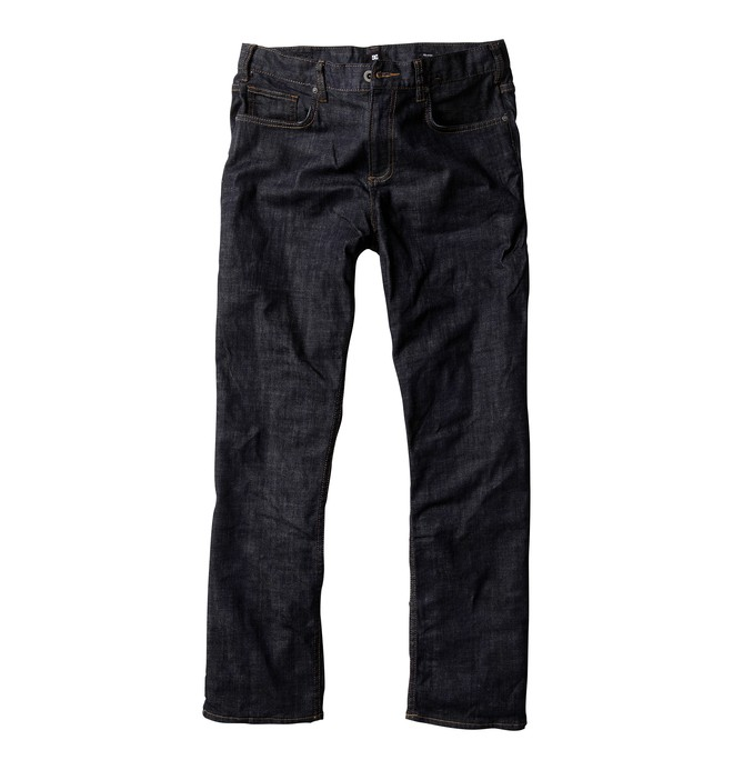 "0 Men's Relaxed Fit 34"" Inseam Jeans  ADYDP00005 DC Shoes"