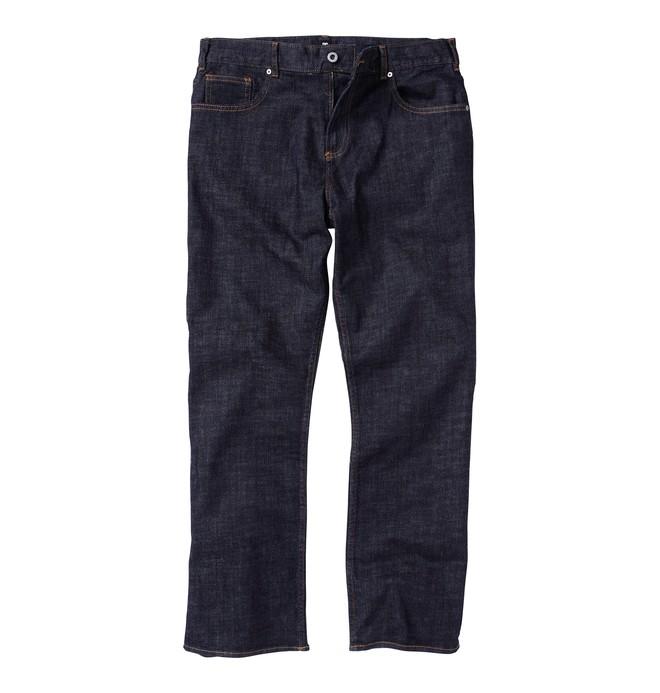 "0 Men's Loose Fit 32"" Inseam Jeans  ADYDP00014 DC Shoes"