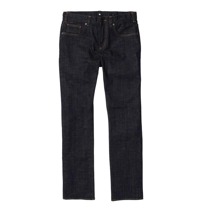 """0 Men's Slim Fit 32"""" Inseam Jeans  ADYDP00021 DC Shoes"""