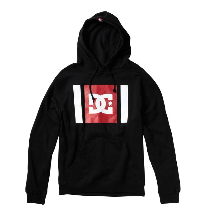 0 Men's Rob Dyrdek Flag Sweatshirt  ADYFT00004 DC Shoes