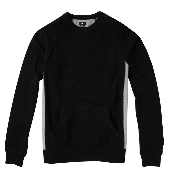 0 Men's Zapp Crew Sweatshirt  ADYFT00080 DC Shoes