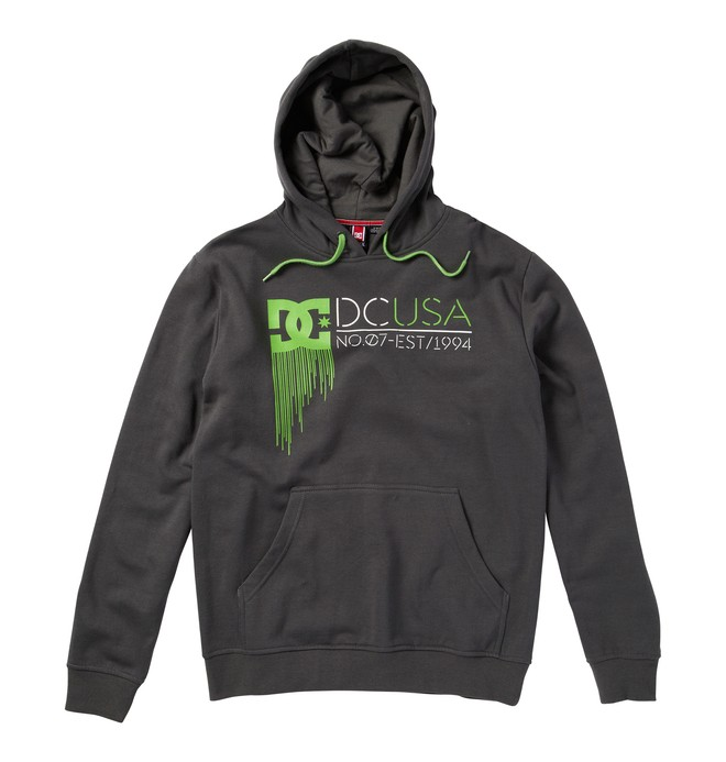 0 Men's Rob Dyrdek Highlight State Sweatshirt  ADYFT00104 DC Shoes