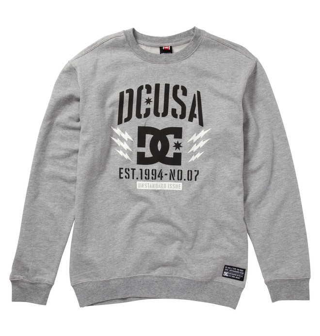 0 RD BOLTS CREW  ADYFT00152 DC Shoes