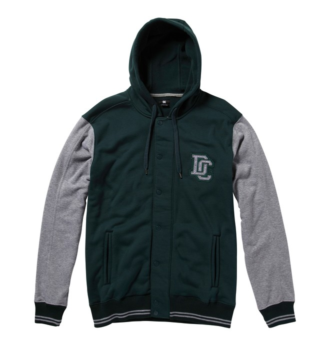 0 Men's Hot Route Fleece  ADYFT00153 DC Shoes
