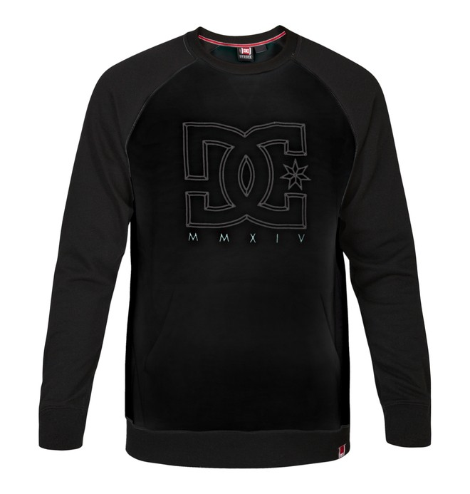 0 Rd Deluxe Crew  ADYFT03005 DC Shoes