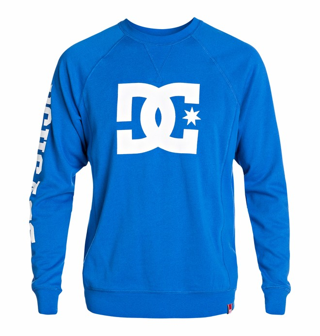 0 Men's Rob Dyrdek Professional Crew Sweatshirt  ADYFT03030 DC Shoes