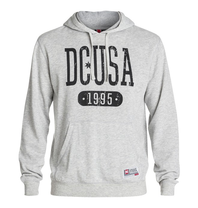 0 Men's Rob Dyrdek Brawler PO Sweatshirt  ADYFT03078 DC Shoes
