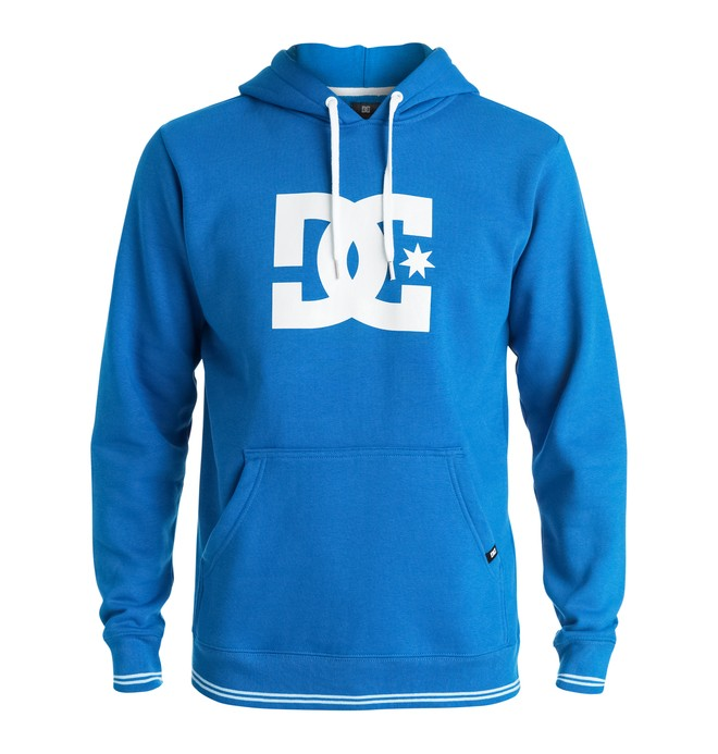 0 Men's All Star Pull-Over Hoodie  ADYFT03080 DC Shoes