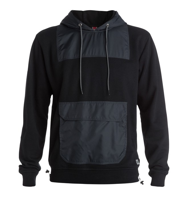 0 RD Course - Pullover Hoodie  ADYFT03093 DC Shoes