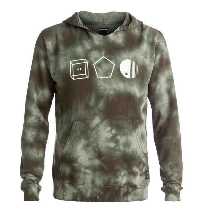 0 Evan Ripper - Sudadera con capucha  ADYFT03125 DC Shoes