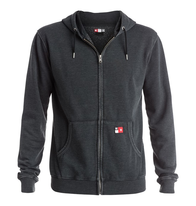 0 Core Zip - Sweat à capuche zippé  ADYFT03132 DC Shoes