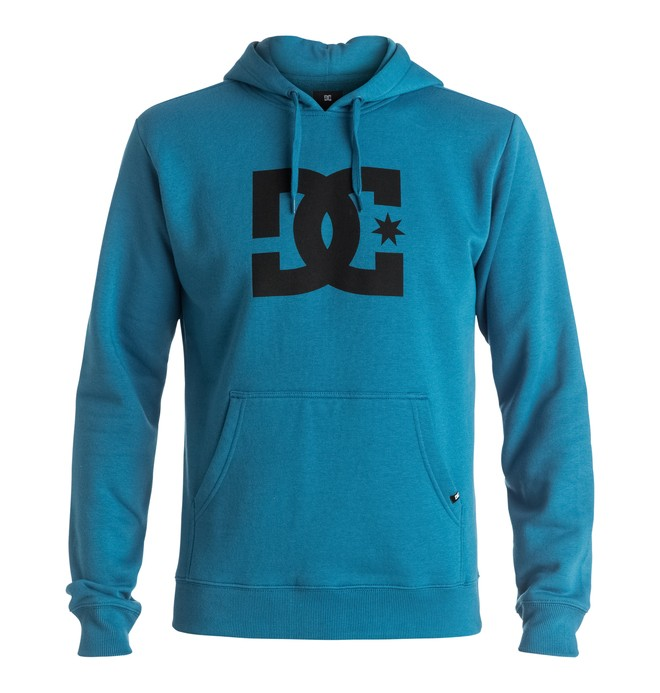 0 Men's YC Star Pullover Hoodie  ADYFT03164 DC Shoes