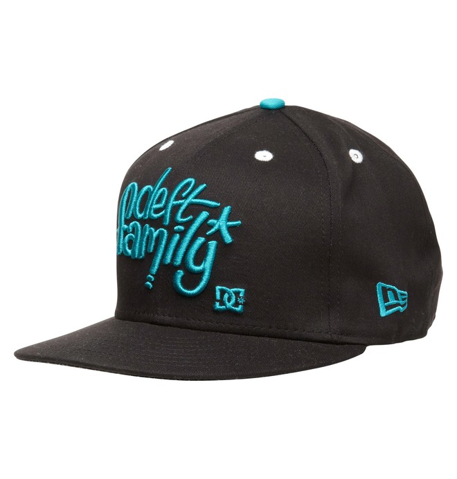0 Men's DC X Deft Family Collab Hat  ADYHA00000 DC Shoes