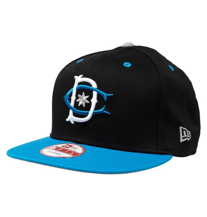 0 Men's Rob Dyrdek Throwback 2 Hat  ADYHA00007 DC Shoes