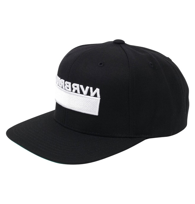 0 Men's NVRBRKN. Fistfull Hat  ADYHA00011 DC Shoes