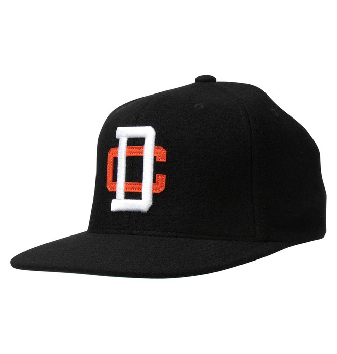 0 Men's Innings Hat  ADYHA00052 DC Shoes