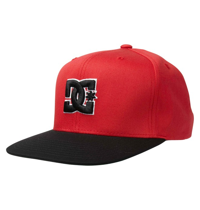 0 Snappy Snapback Hat  ADYHA00058 DC Shoes