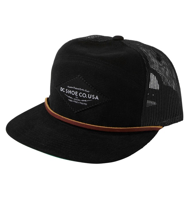 0 Men's Whicker Hat  ADYHA00062 DC Shoes