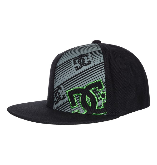 0 Men's Brappenheim Hat  ADYHA00125 DC Shoes