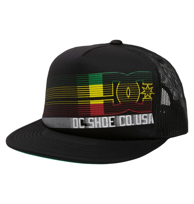 0 Men's Quickness Hat  ADYHA00133 DC Shoes