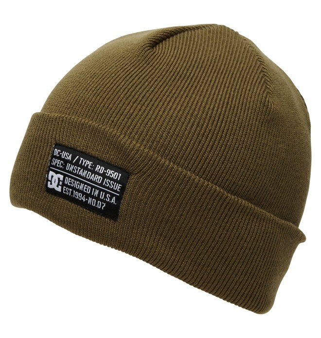 0 RD SPEC BEANIE  ADYHA00178 DC Shoes