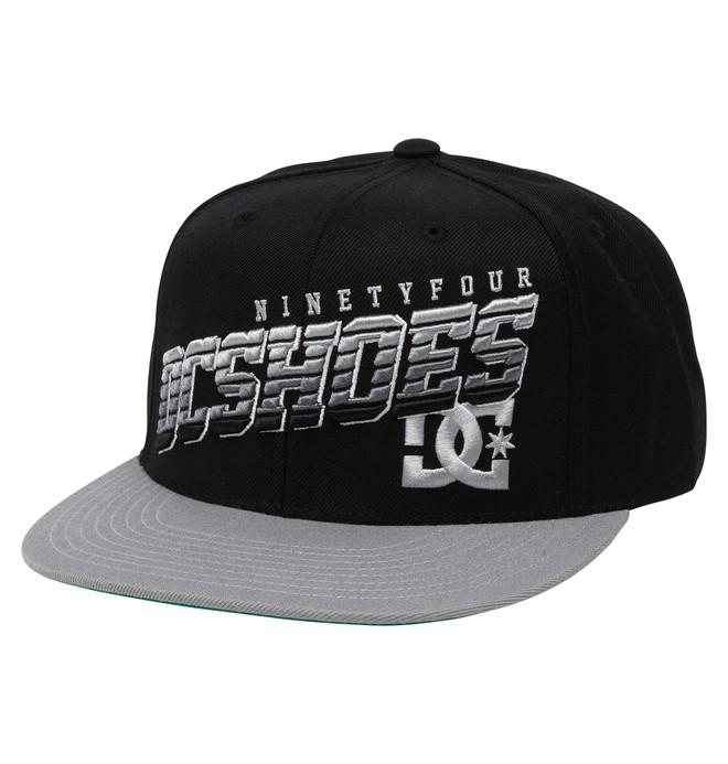0 Men's Base Stealer Hat  ADYHA00183 DC Shoes