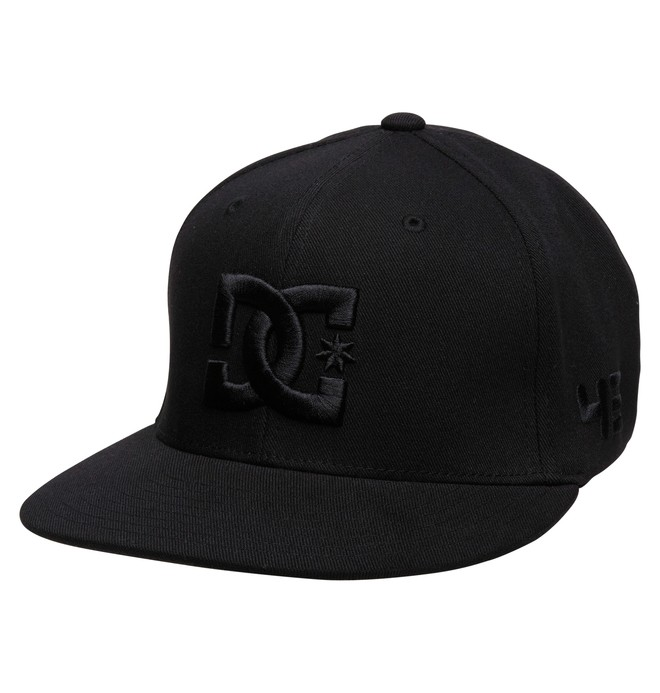 0 Men's Ken Block Blackout Hat  ADYHA00188 DC Shoes