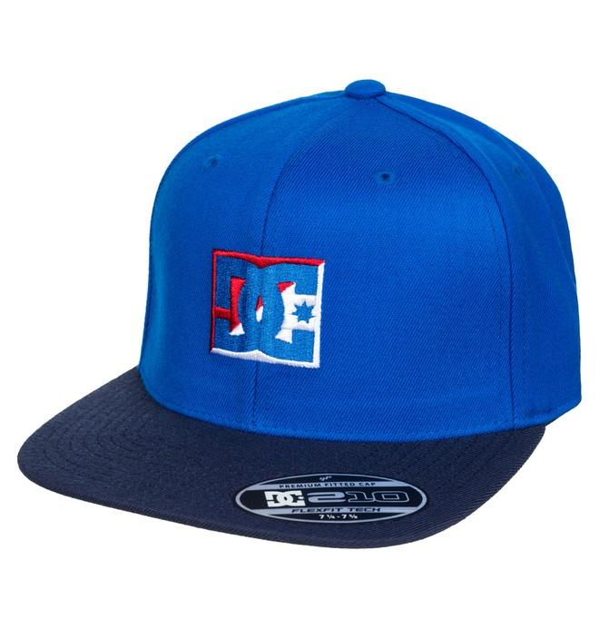 0 Men's Cross Star Hat  ADYHA00245 DC Shoes
